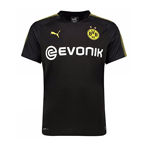 2017-2018 Borussia Dortmund Away Puma Shirt (Kids) – Sports Center Store