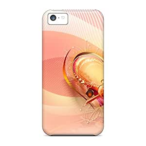 Tpu Case For Iphone 5c With Heart
