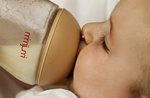 mimijumi Get Going Breastfeeding Bottle Kit, Set of 4 by Mimijumi (Image #3)