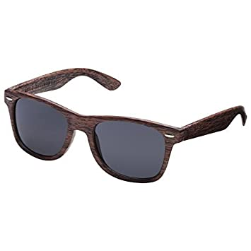 Firefly Chris Holz Sonnenbrille, Brown, One size