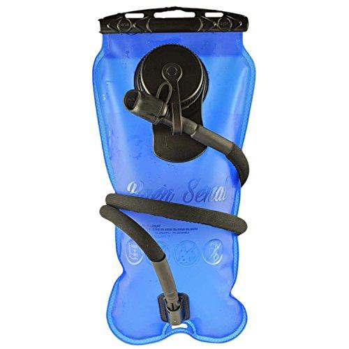 Baen Sendi Hydration Bladder 3 Liter//100 oz – Water Bladder for Hydration pack (Blue)