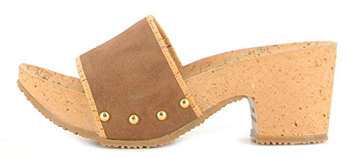 Bionatura , Damen Sneaker braun braun