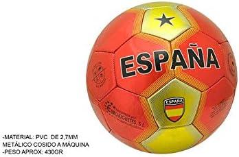 BALON FUTBOL 4 CAPAS ESPAÑA: Amazon.es: Deportes y aire libre
