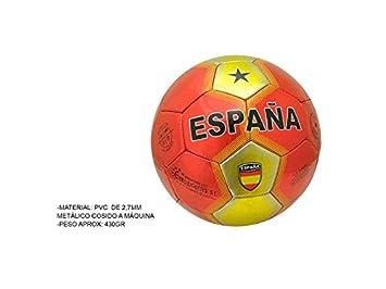 BALON FUTBOL 4 CAPAS ESPAÑA  Amazon.es  Juguetes y juegos 3541583418868