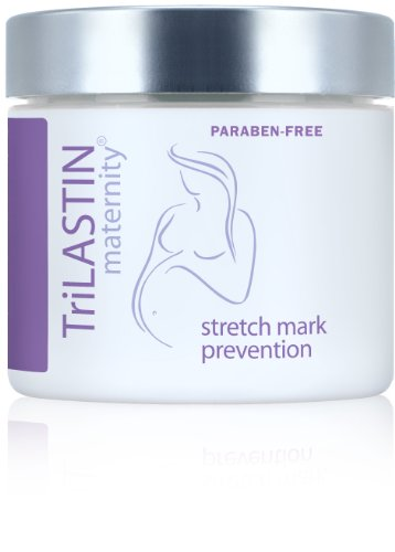 TriLASTIN Maternity Stretch Mark Prevention - 4 oz.