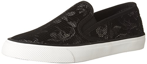 Sperry Top-sider Havet Blommig Mesh Gymnastiksko