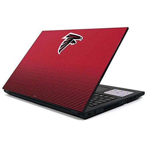 Skinit Atlanta Falcons Breakaway Inspiron 15 3000 Series Skin - Officially Licensed NFL Laptop Decal - Ultra Thin, Lightweight Vinyl Decal Protection