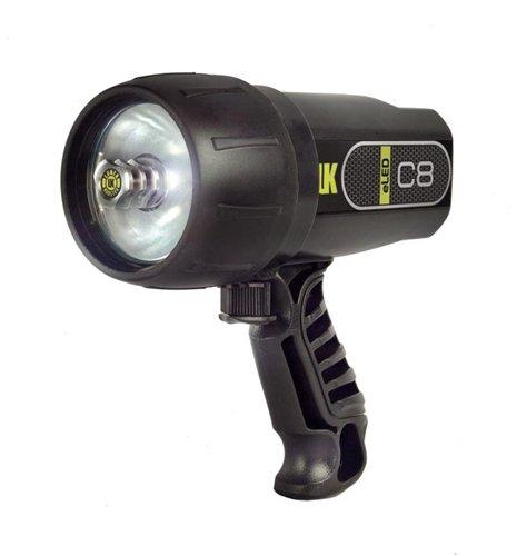 - Underwater Kinetics C8 eLED Flashlight (Black)