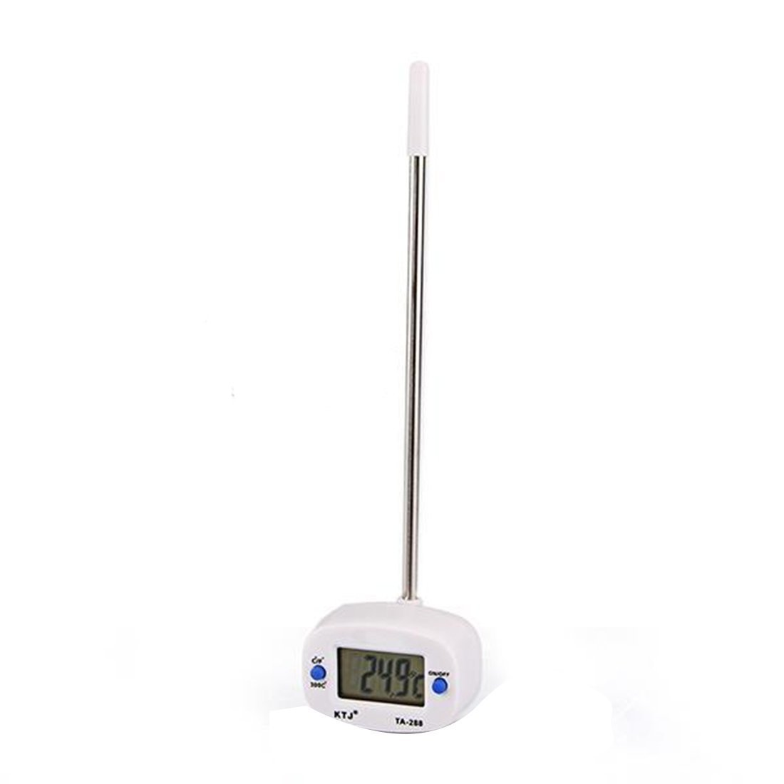 Digital Probe Thermometer Temperature Measuring Instrument Ta288 Bbq Needle Lcd Cooking Food Luwu-Store LEPAZN1147
