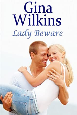 book cover of Lady Beware