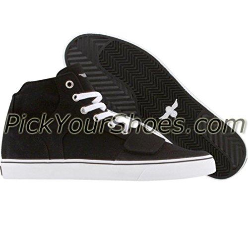 Creative Recreation Cesario XVI Hi-Top Sneaker (Toddler/Little Kid/Big Kid),Black,13 M US Little Kid
