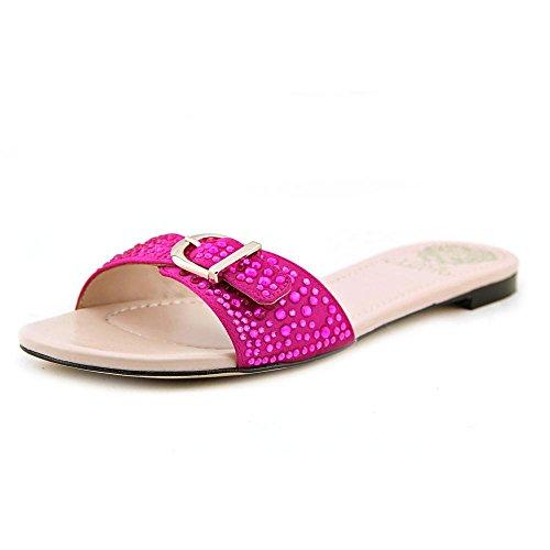 Vince Camuto Darcin Women US 6.5 Pink Slides - Usa Brand Name
