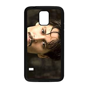 Johnny Depp Cell Phone Case for Samsung Galaxy S5