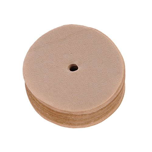 Vietnam Paper - Coffee Filter Vietnam Pot of Coffee Filter Paper No Bleach Ronde Shape 100PCS