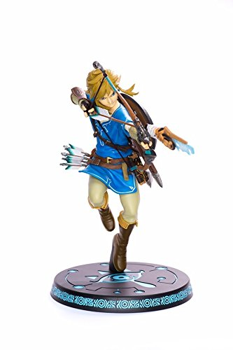 Banpresto Figure Zelda Breath of the Wild - 26 cm (Nintendo - Figures Statues Video And Game