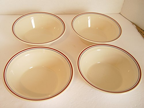 Corning Corelle Abundance Soup and Cereal Bowl - Set of 4 Bowls ()