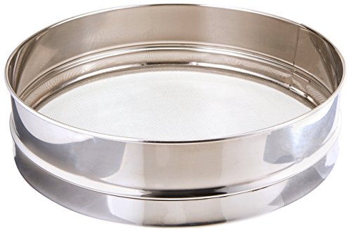 Winco Sieves 10 Inch By