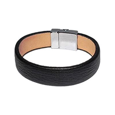 AUTHENTIC HANDMADE Leather Bracelet, Men Women Wristbands Braided Bangle Craft Multi [SKU003082]