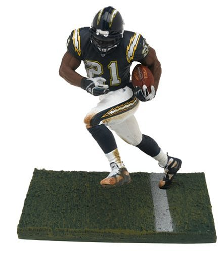 - McFarlane Toys NFL Sports Picks Series 10 Action Figure LaDainian Tomlinson (San Diego Chargers) Blue Jersey