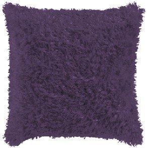 Housse de coussin 40x40 cm Fourrure Violet: Amazon.fr: Cuisine