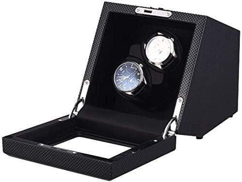 、色名:A:ギフトウォッチワインダーウォッチワインダーボックス自動機械式時計ウォッチボックス時計収納ボックスウォッチワインダー(B色)を回しウォッチボックスをオンにします (Color : A)