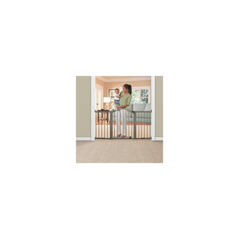 Summer Infant Stylish and Secure 6 Foot Extra Tall Metal