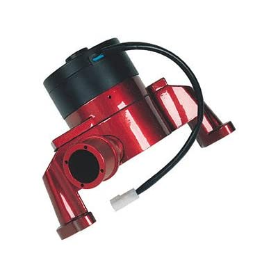 Proform 66225R Red Powdercoated Electric Water Pump: Automotive