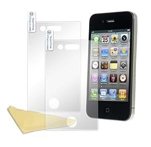 Logic3 - Protector de pantalla para iPhone 4