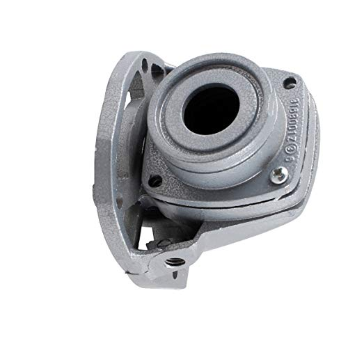 Aexit Replacing Angle Generators Grinder Aluminum Head Shell for Commutator-End Bearings makkita 9523NB