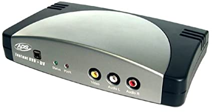ADS TECHNOLOGIES INSTANT VCD DRIVERS UPDATE