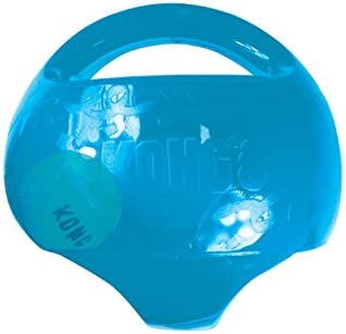 [해외]KONG 점블러 볼 개 장난감 / KONG Jumbler Ball Toy, LargeX-Large (colors may vary)