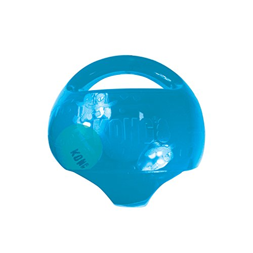 - KONG Jumbler Ball Toy, Large/X-Large (colors may vary)