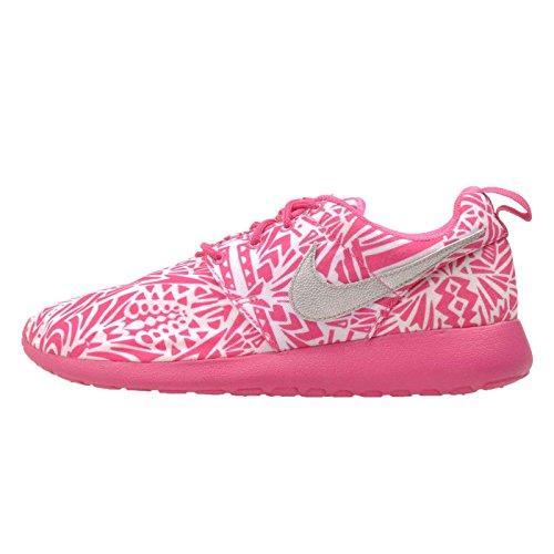 Nike - Zapatillas de Lona para niña Rosa rosa