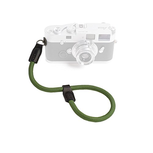 Cam-in Outdoor Series High Strength Climbing Rope Camera Wrist Band Suitable for Round Hole Interface Cameras - Bag Climbing Camera