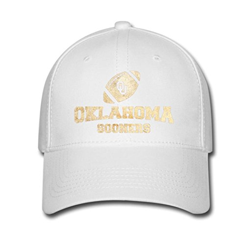 Oklahoma Sooners Hat (HOIUK Oklahoma Sooners Football 2016 Nice Baseball Caps For Everyone White)