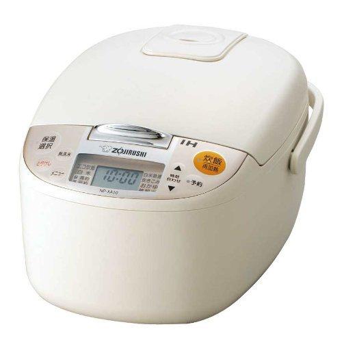 【中古】 [5.5] If cooked cooked rice cooker [並行輸入品] ZOJIRUSHI IH NP-XA10-CL cooker NP-XA10-CL Light Beige [並行輸入品] B01K1XTGYQ, FLiC -フリック- ワイシャツ専門店:2cbc7ee3 --- arianechie.dominiotemporario.com