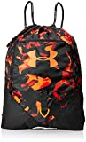 Under Armour Undeniable Sackpack, Orange Glitch//Orange Glitch, One Size Fits All