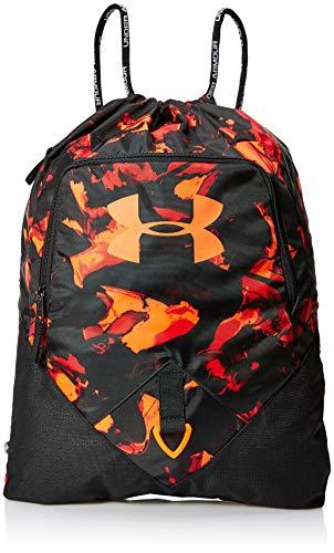 Under Armour Undeniable Sackpack, Orange Glitch//Orange Glitch, One Size Fits All ()