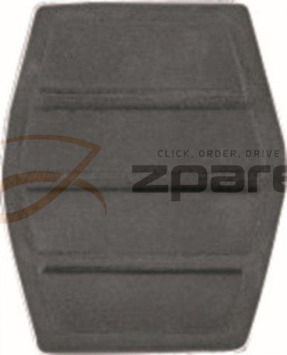MILPAR couvre/revestimiento Pedal de embrague/de freno Twingo (C06 _) 1.2