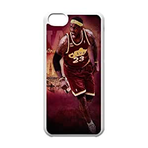 High Quality Phone Case For Iphone 5c -Cleveland Cavaliers lebron?james-LiuWeiTing Store Case 16