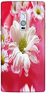 Snoogg Beautiful Flower In Nature Background Designer Protective Back Case Co...