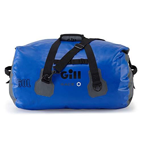 Gill 2019 Race Team 60L Waterproof Bag Blue RS14