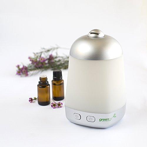 Greenair Vapor+, Oil Diffuser Wellnss Healthful Mist