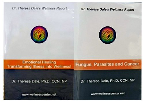 Dr. Dale's 4 CD Library Lecture Series on Fungus, Parasites, Cancer & Emotional Healing by Dr.Theresa Dale's Wellness Center