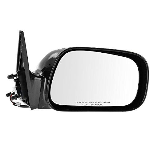 Door Right Mirror Camry Toyota (Power Door Mirror Right Hand Passenger Side for 02-06 Toyota Camry Japan Model)