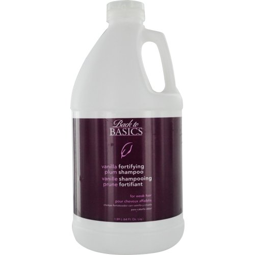 BACK TO BASICS by Graham Webb: VANILLA PLUM FORTIFYING SHAMPOO FOR WEAK HAIR 64 ()