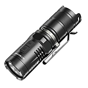 7. Nitecore MT10C Multitask Tactical Flashlight