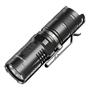 7. Nitecore MT10C Multitask Tactical Flashlight