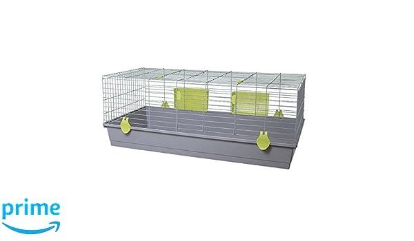 VOLTREGA J-76081 Jaula Conejos 927: Amazon.es: Productos para mascotas