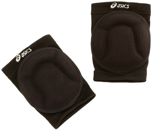 ASICS 09 Jr. Knee Pads, Black - Asics Junior Volleyball Knee Pad Shopping Results